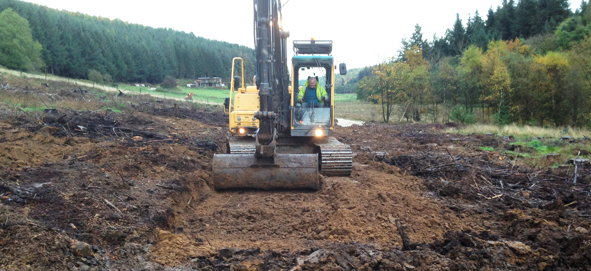 SPS Group UK - Dalby Forest