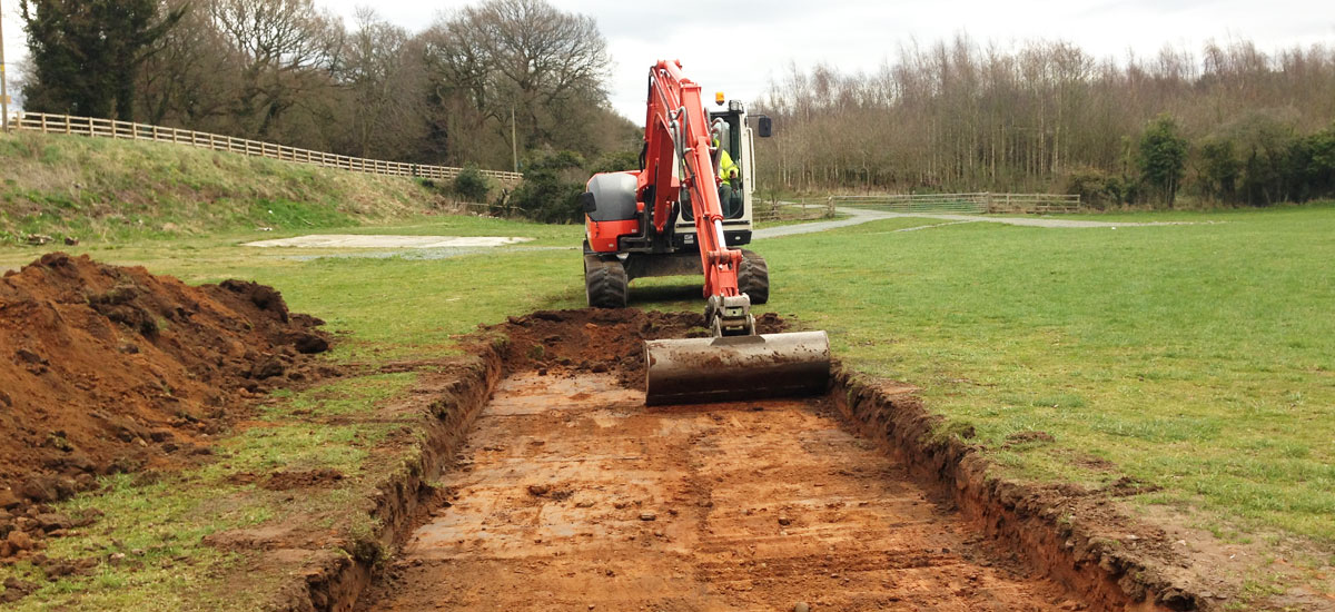 SPS Group UK - Forestry Works
