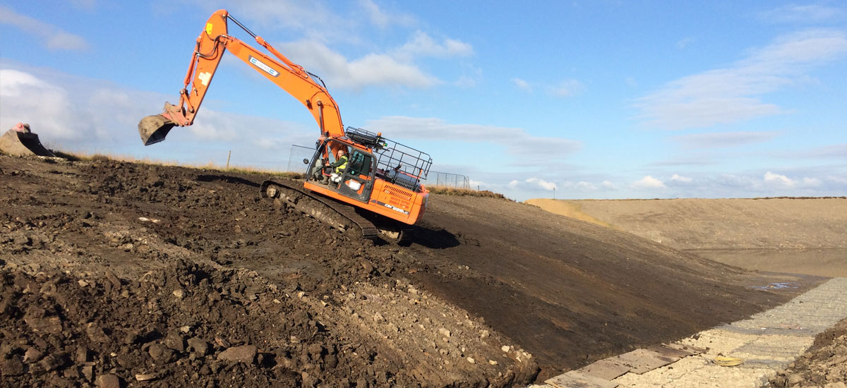 SPS Group UK - Earth Moving